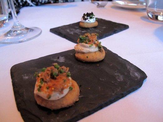 The ledbury chef brett graham london uk di alberto for Ristorante australiano milano