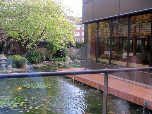 Yamazato restaurant hotel okura amsterdam nl alberto for Amsterdam migliori ristoranti