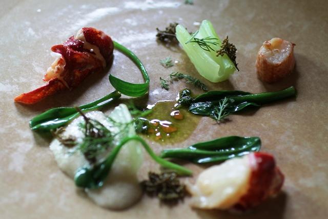 In de wulf chef kobe desramault di leonardo casaleno for Cucinare kobe
