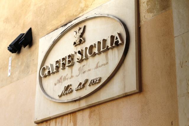 Caffè sicilia di corrado assenza passione gourmet