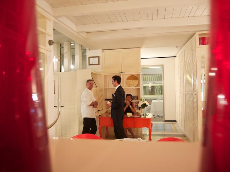 fine serata, Uliassi, Chef Mauro Uliassi, Senigallia