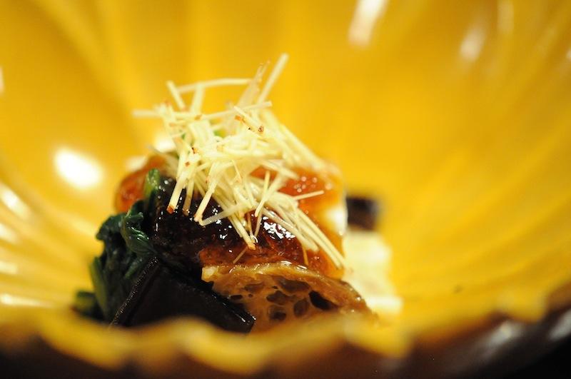 Granchi blu, Kitcho, Chef Kunio Tokuoka, Cucina Kaiseki, Kyoto