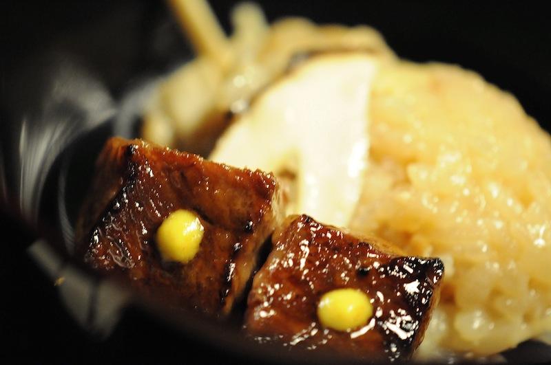 riso, Kitcho, Chef Kunio Tokuoka, Cucina Kaiseki, Kyoto