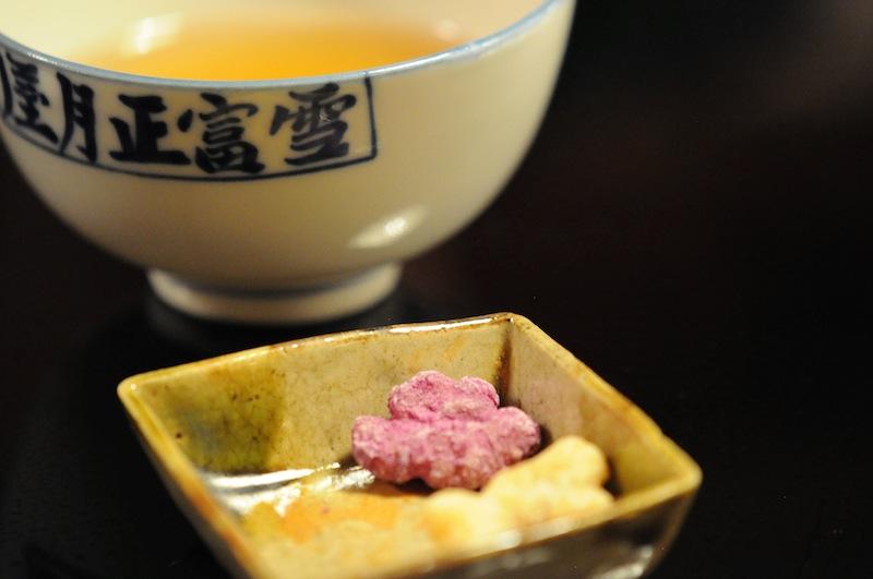 Kitcho, Chef Kunio Tokuoka, Cucina Kaiseki, Kyoto