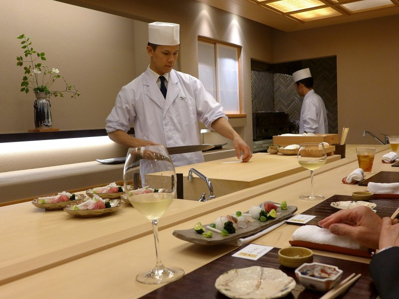 Koju, Chef Toro Okuda, Ginza, Tokyo