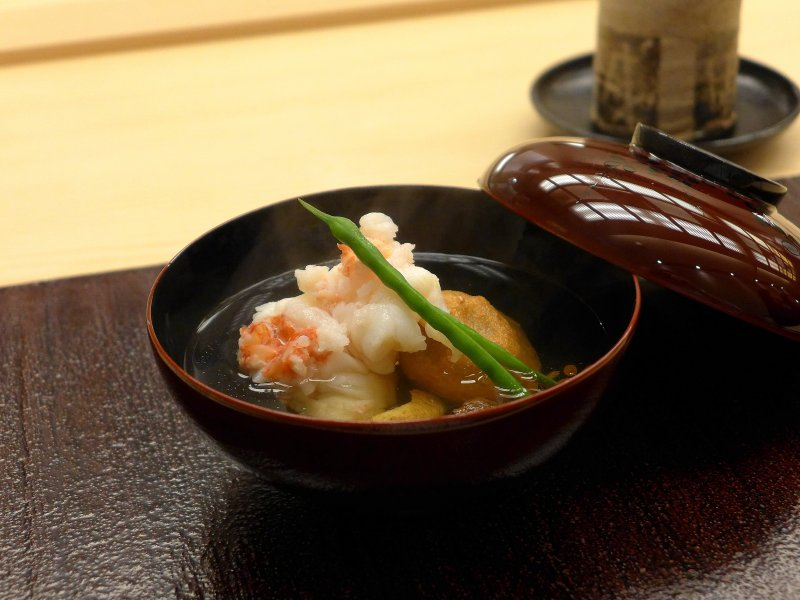 aragosta, Koju, Chef Toro Okuda, Ginza, Tokyo