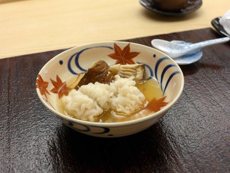 shabu shabu, Koju, Chef Toro Okuda, Ginza, Tokyo