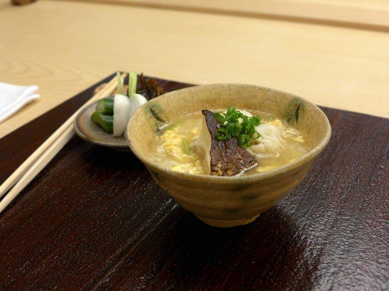 riso, brodo, miso, Koju, Chef Toro Okuda, Ginza, Tokyo