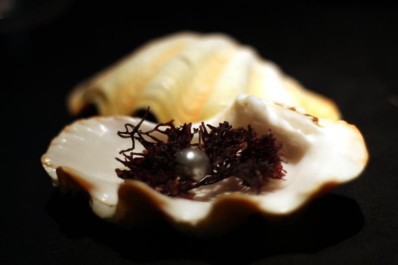perla al sesamo nero, 41° Experience, Chef Albert Adrià, Sebastiàn Mazzola, Barcelona