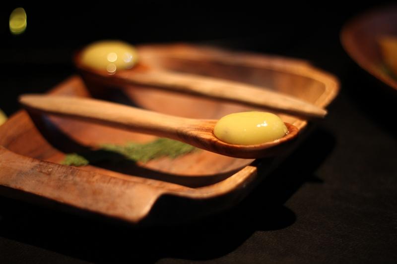 olive ripiene di acciughe, 41° Experience, Chef Albert Adrià, Sebastiàn Mazzola, Barcelona