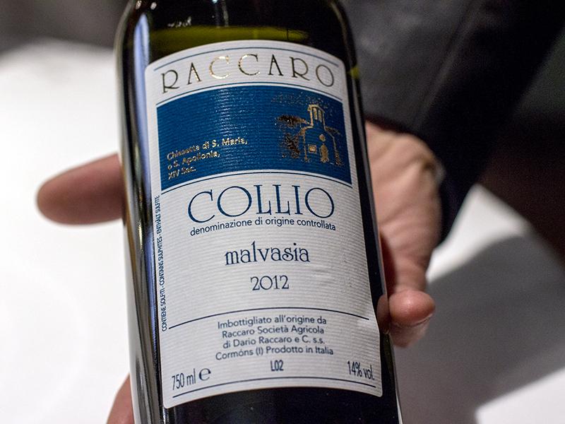 malvasia, Osteria Francescana, Chef Massimo Bottura, Modena
