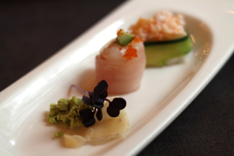 gunkan,Iyo, chef Haruo Ichikawa, Milano