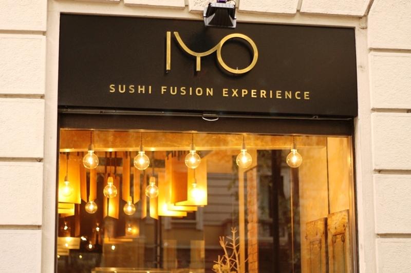 ingresso, Iyo, chef Haruo Ichikawa, Milano