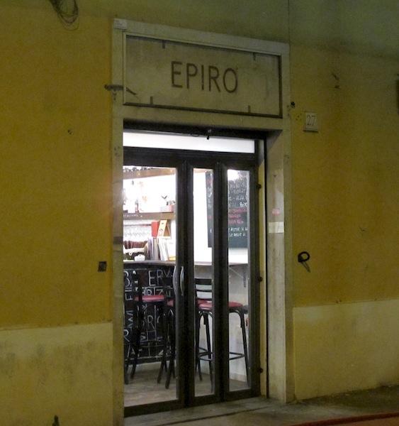 Trattoria- Wine Bar Epiro, Roma