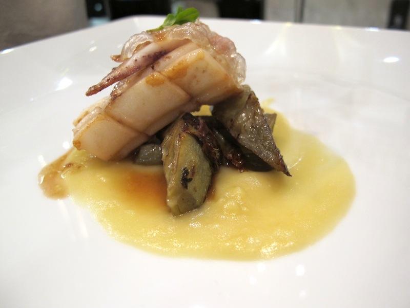 calamaro, guanciale, Trattoria- Wine Bar Epiro, Roma