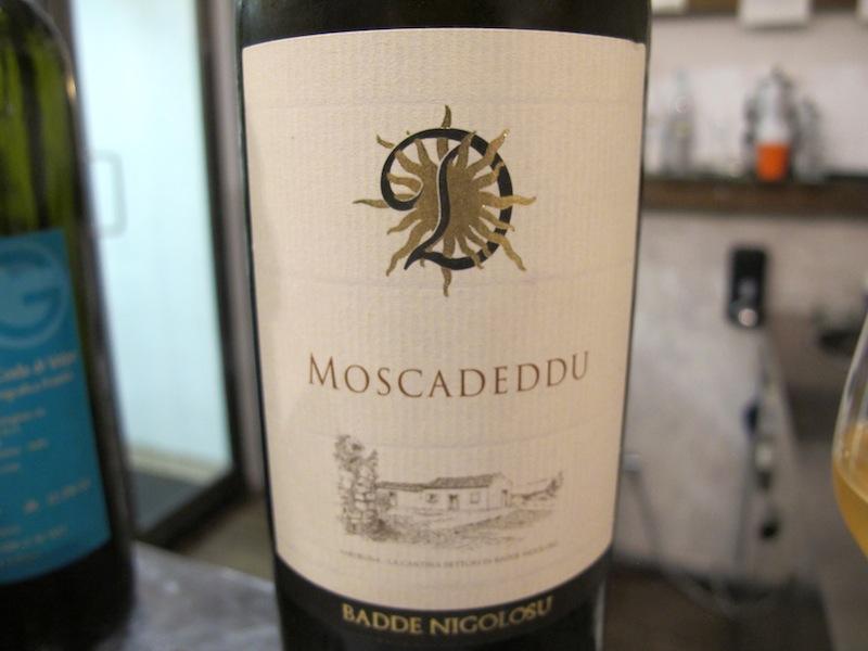 muscadeddu, Trattoria- Wine Bar Epiro, Roma