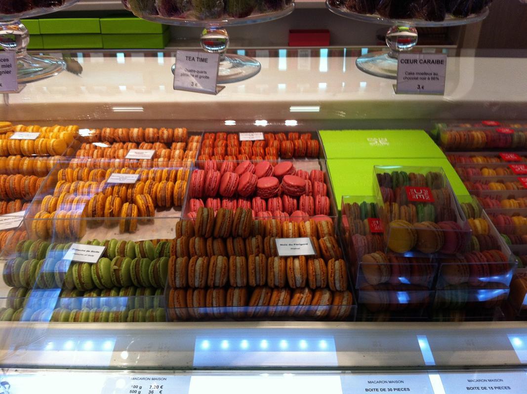 Pain de sucre, Parigi di zucchero