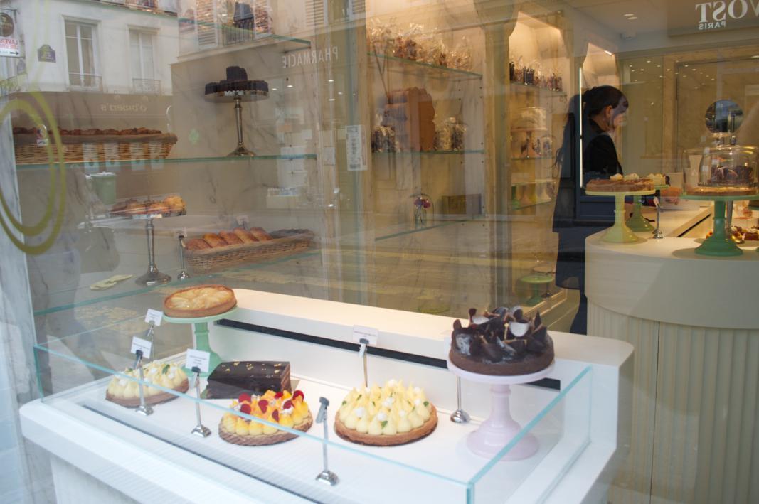 Gâteaux Thoumieux, Parigi di zucchero