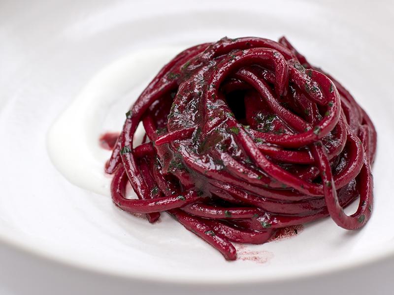 spaghetto alla chitarra, Povero Diavolo, Chef Piergiorgio Parini, Torriana