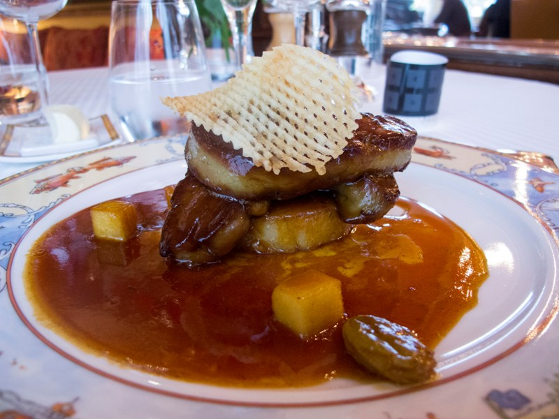 La pesca saturnia e i grandi chef pesca saturnia for Auguste escoffier ma cuisine book