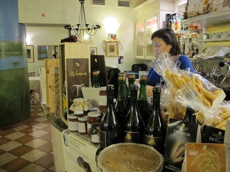 Locanda delle Grazie, Chef Aldighieri, Curtatone