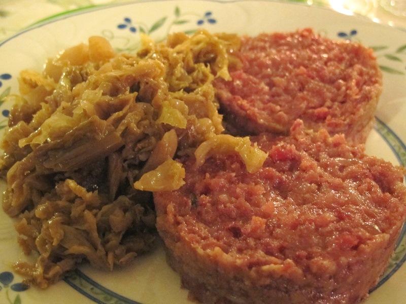 cotechino, Locanda delle Grazie, Chef Aldighieri, Curtatone