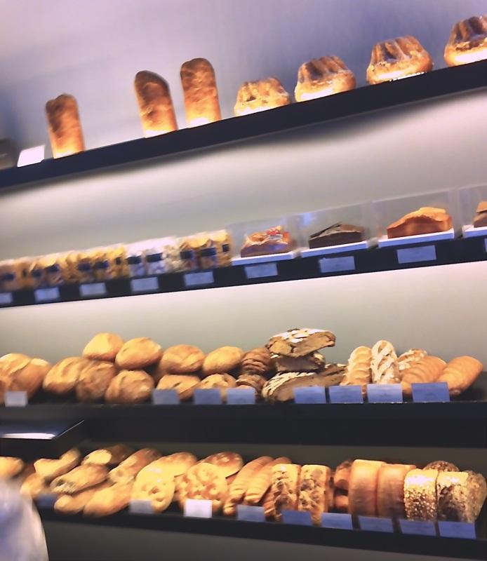 Des gâteaux et du pain, Parigi di zucchero