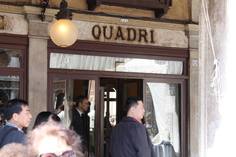 ABC Quadri, Famiglia Alajmo, Venezia