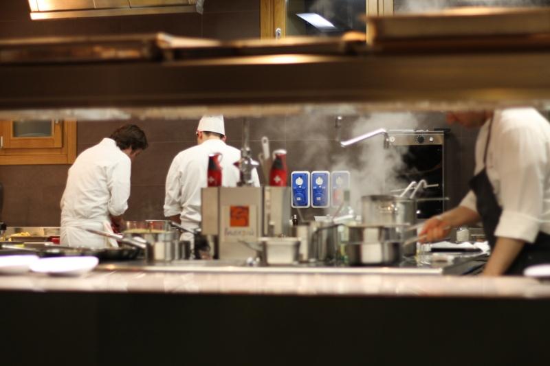 Aqua Crua, chef Baldessari, Barbarano Vicentino