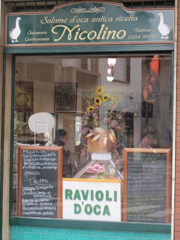Salumeria Nicolino, Mortara
