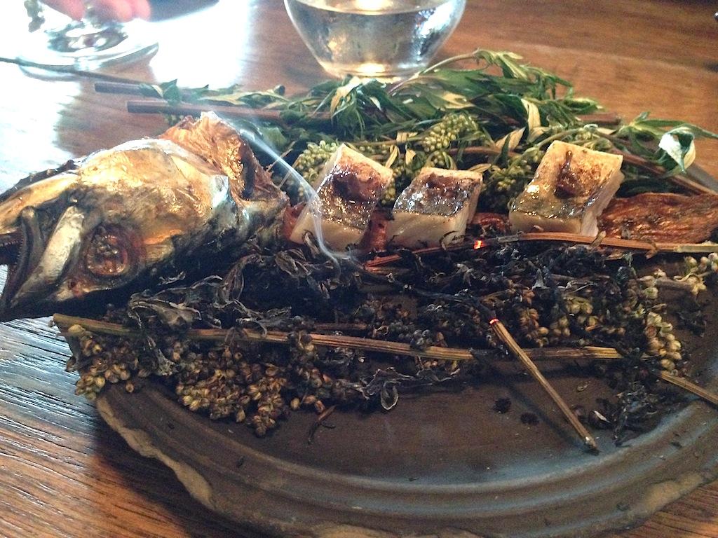 formidabile sgombro, In De Wulf, Chef Kobe Desramaults, Heuvelland