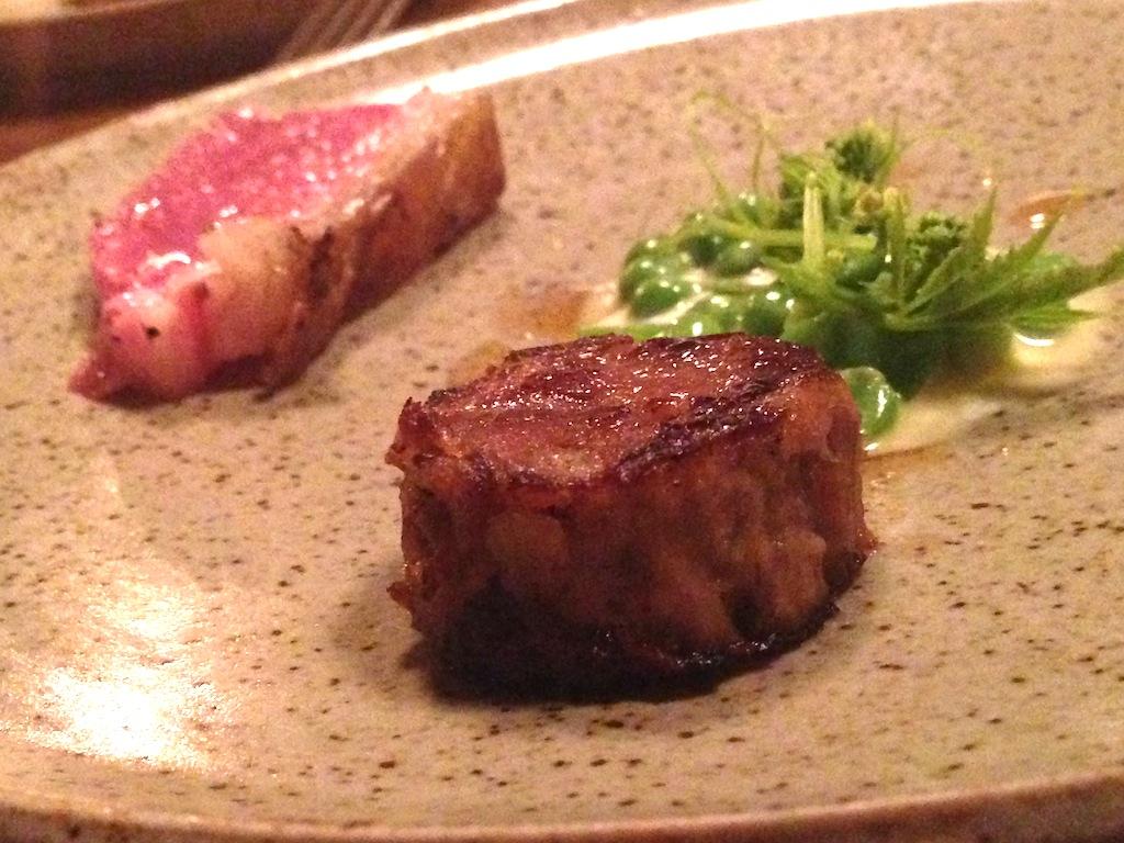 agnello alla brace, In De Wulf, Chef Kobe Desramaults, Heuvelland