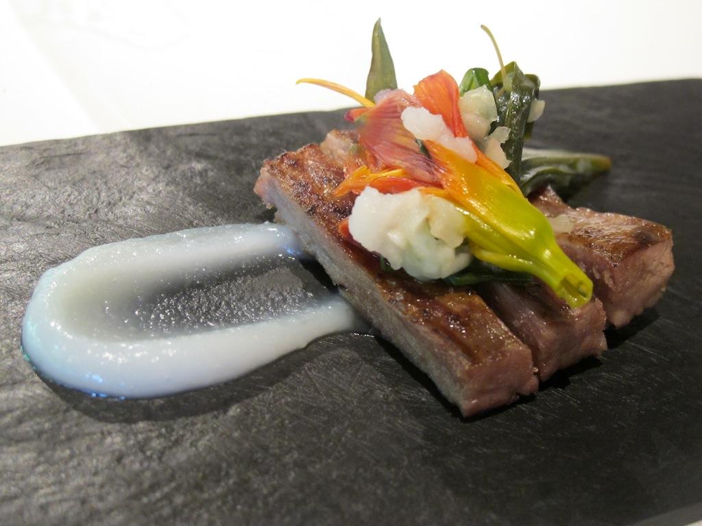 fesa di puledro, Mugaritz, Chef Andoni Luis Aduriz, Gipuzkoa, Spagna