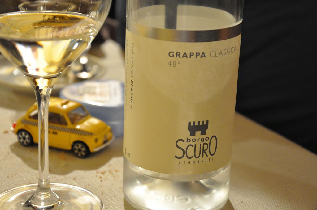 Grappa Borgo Scuro, Chef Alessandro Cianti, Firenzuola, Firenze