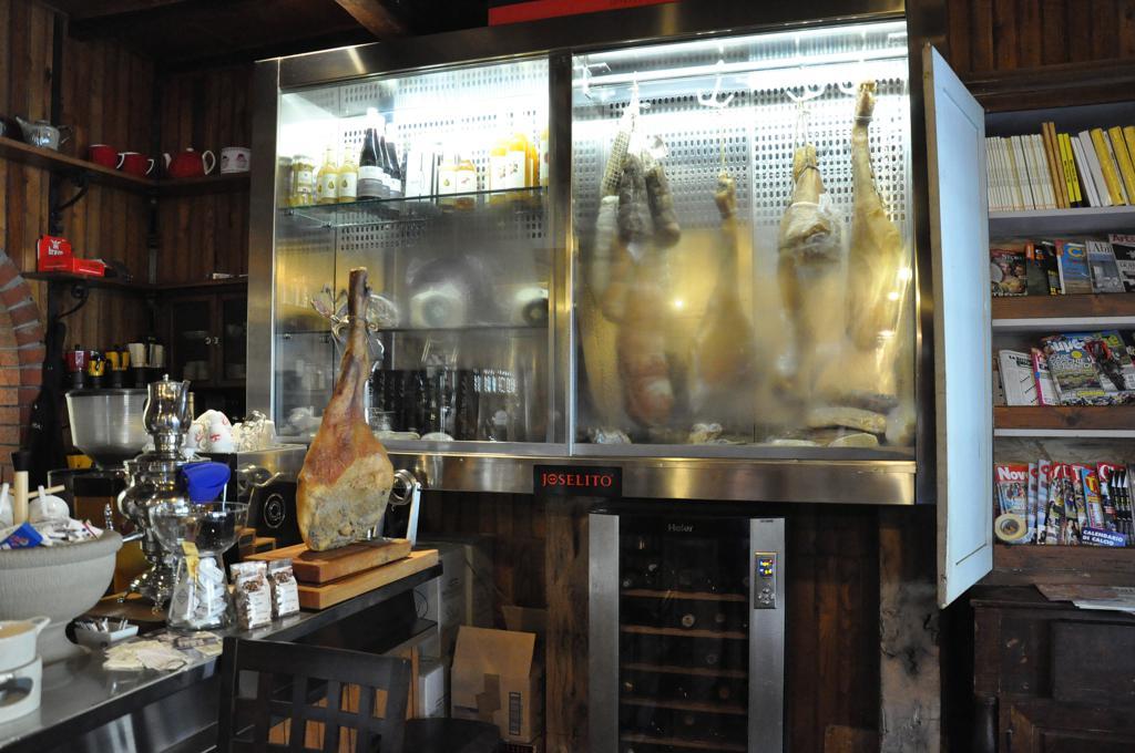 Jamon Joselito, Chef Alessandro Cianti, Firenzuola, Firenze