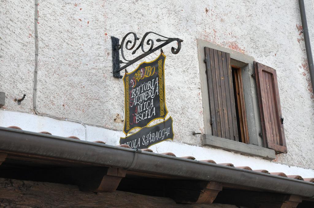 Vecchia insegna, Chef Alessandro Cianti, Firenzuola, Firenze