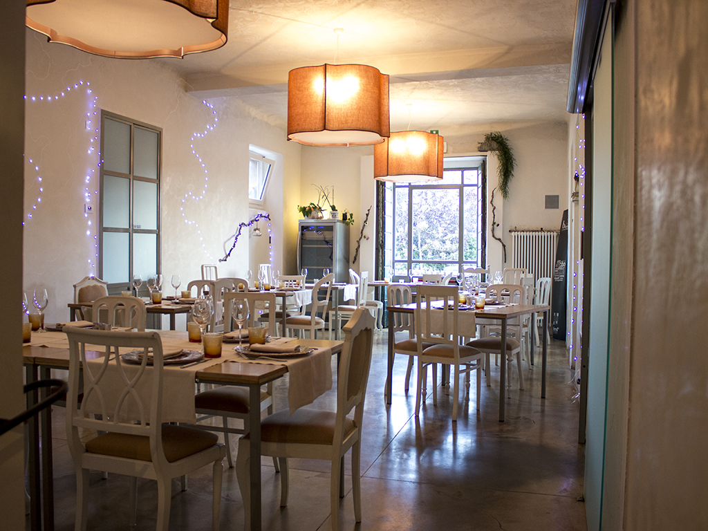 sala, Blend4, Chef Gabriele Senesi, Azzate, Varese