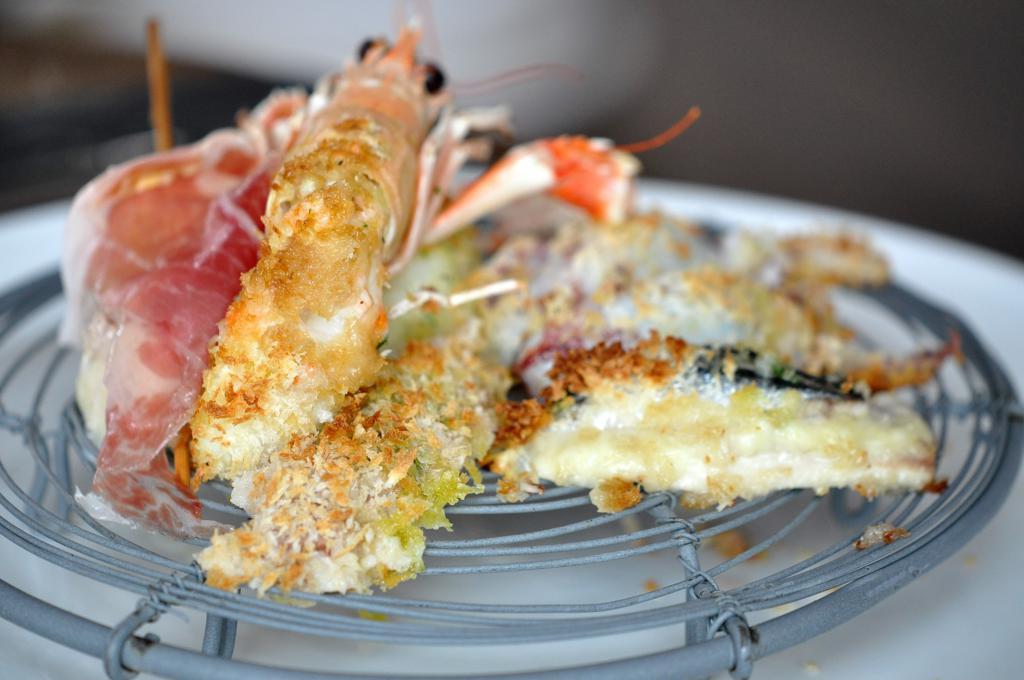bbbq di pesce, Marè, Chef Omar Casali, Cesenatico