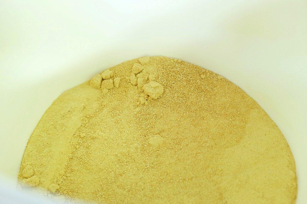 polvere essiccata di mandarino, Cioccolateria Sabadì, Modica