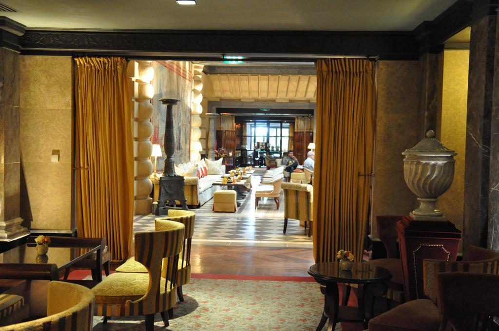 lobby bar, Metropole, Montecarlo