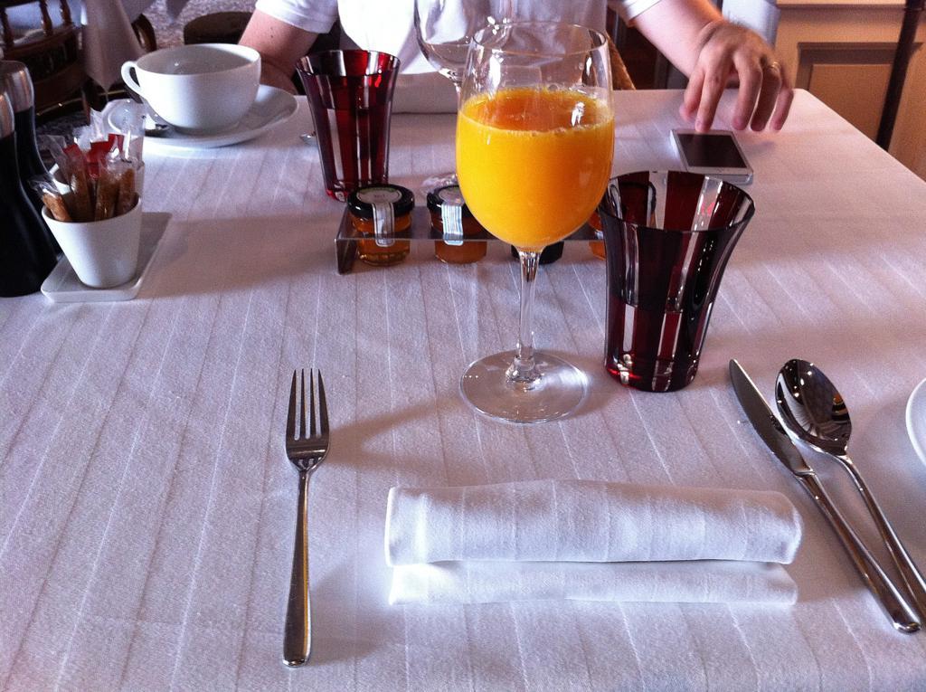 colazione, Metropole, Montecarlo