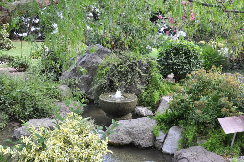 giardino giapponese montecarlo, Metropole, Montecarlo