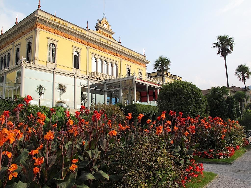 Villa,  Mistral, Chef Ettore Bocchia, Bellagio, Como
