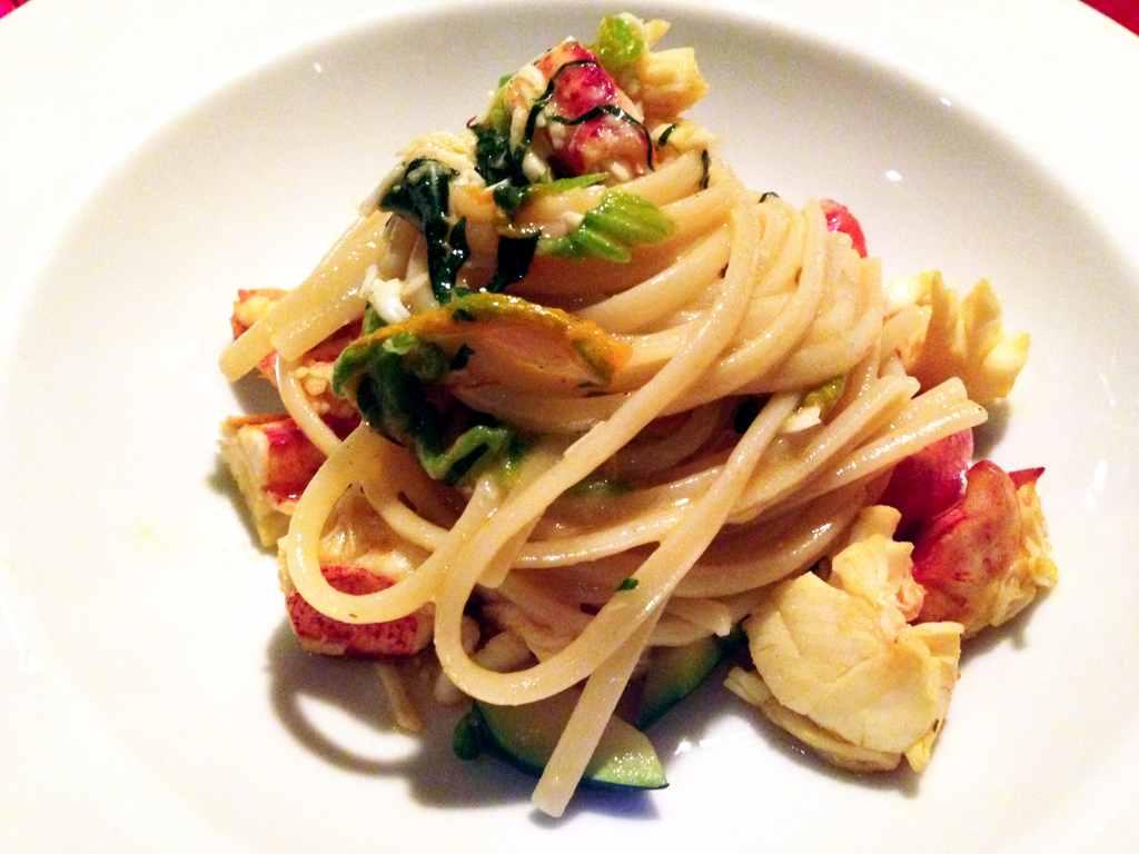 Ceresio 7 restaurant chef elio sironi milano passione for Ceresio 7 ristorante milano
