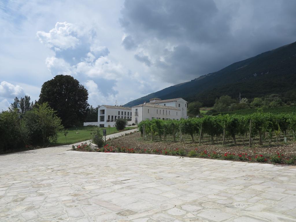 Esterno, Reale, Chef Niko Romito, Castel di Sangro, Aquila