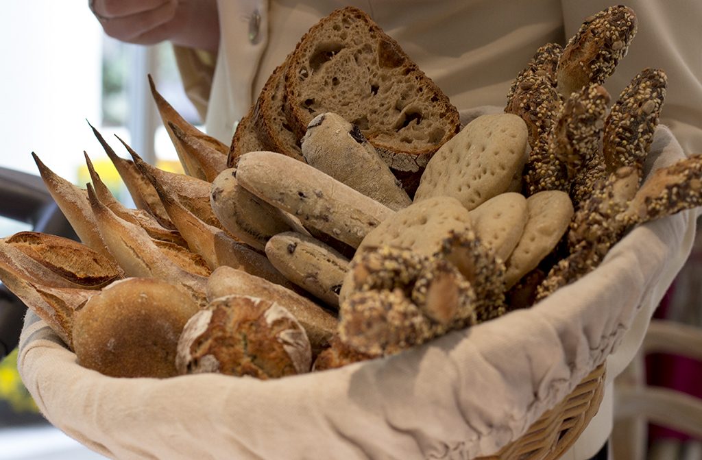 pane, Epicure au Bristol, Chef Eric Frechon, Paris