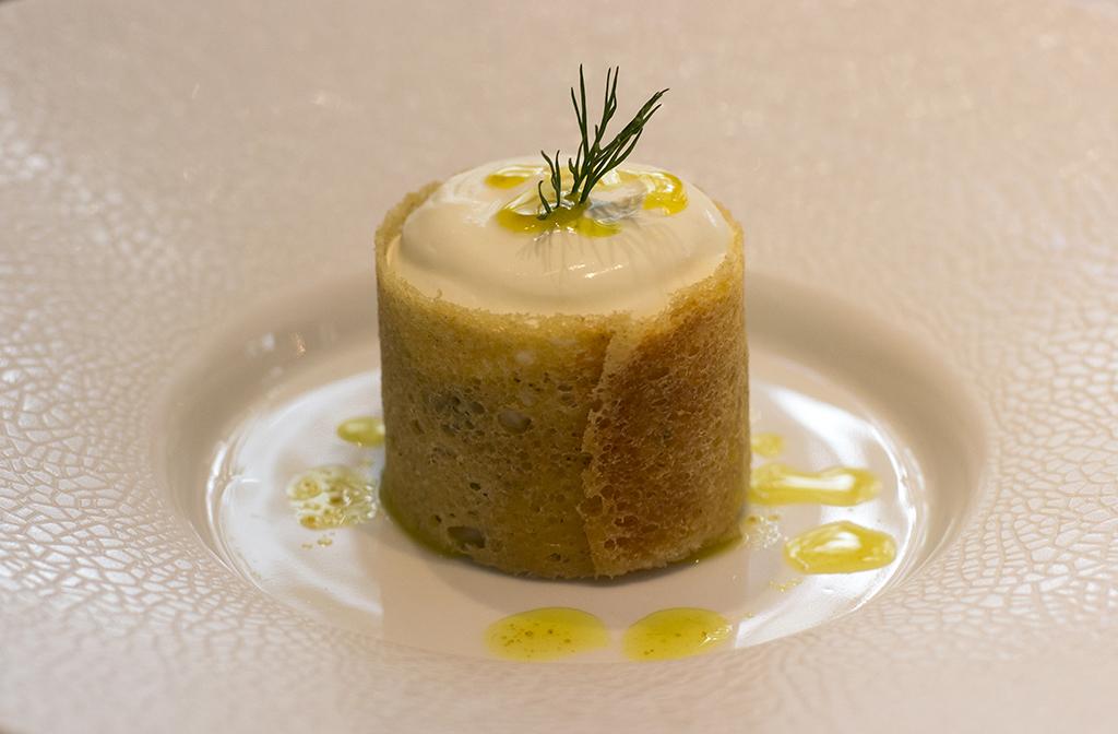 noci di capesante, Epicure au Bristol, Chef Eric Frechon, Paris