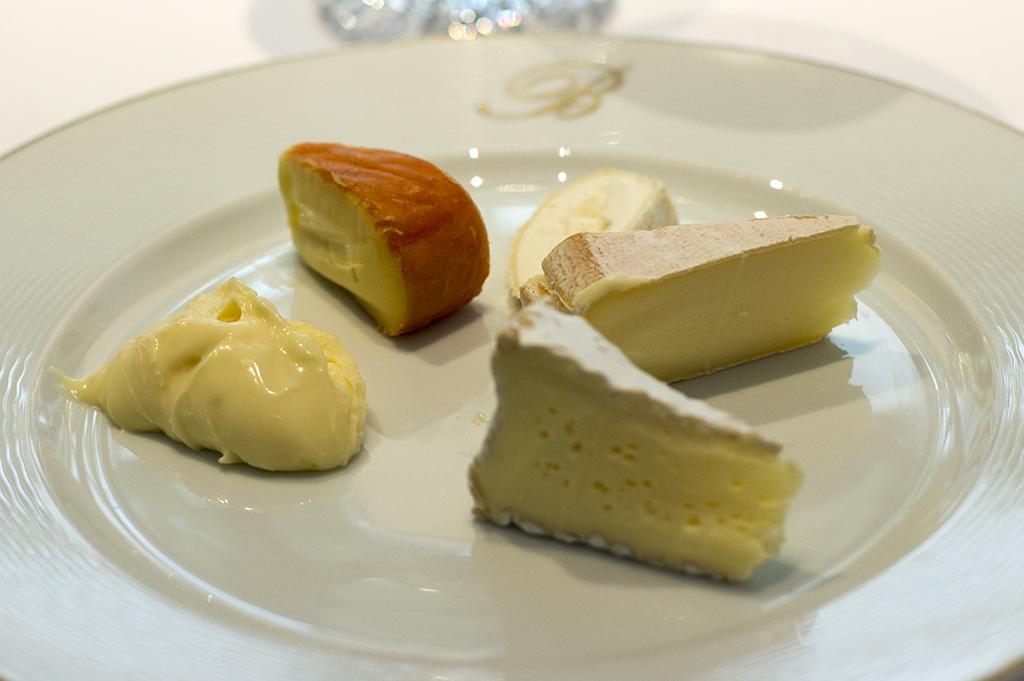 formaggi molli, Epicure au Bristol, Chef Eric Frechon, Paris