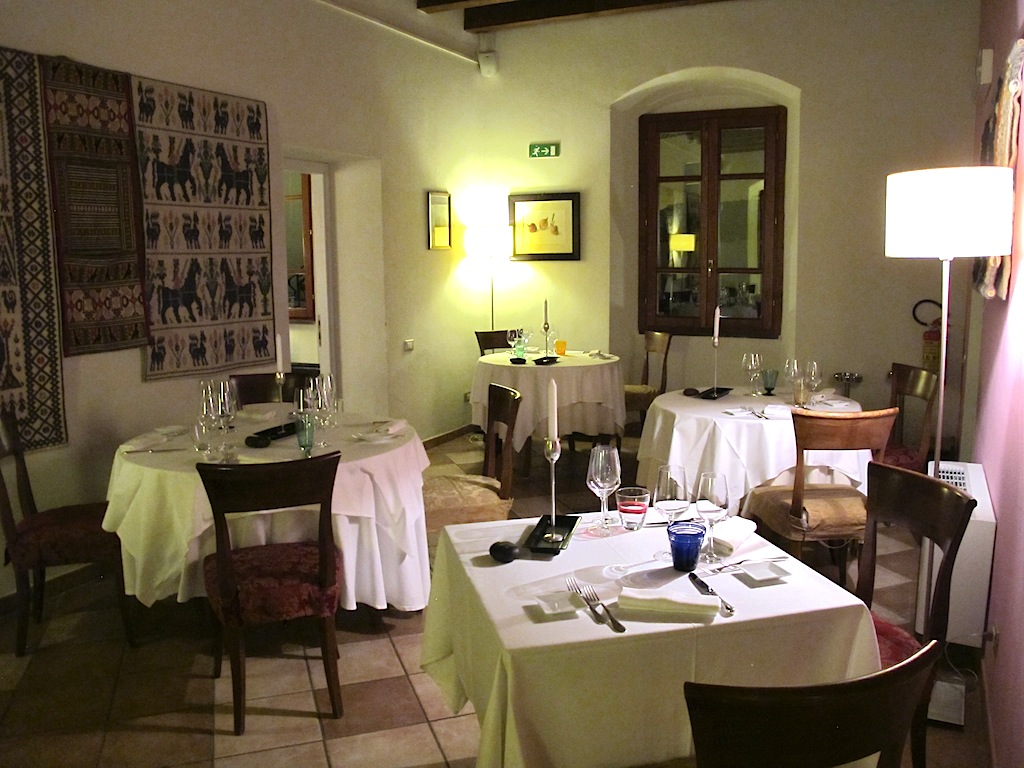 interno, S'Apposentu, Chef Roberto Petza, Siddi