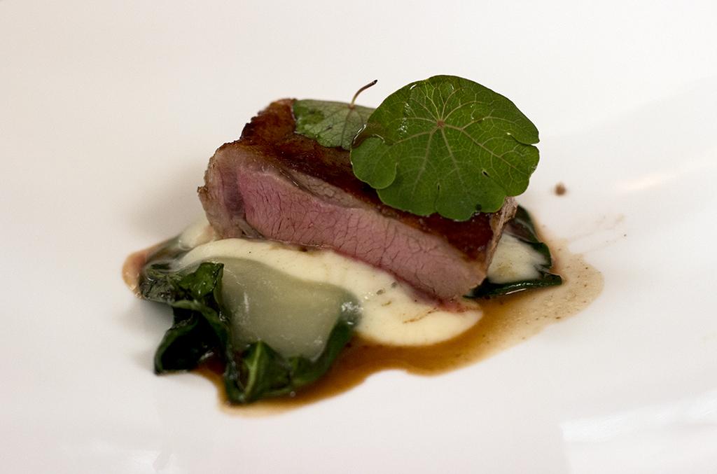 agneau, Roseval, Chef Simone Tondo, Paris